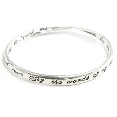 May These Words of My Mouth Mobius Bracelet   -