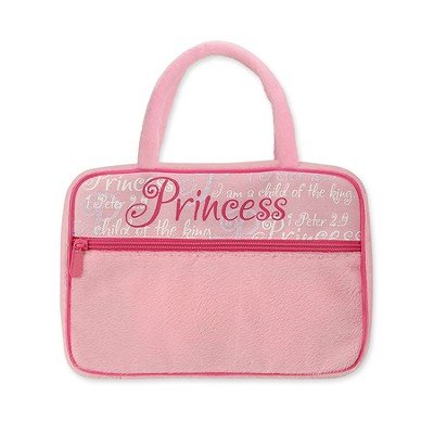 Princess Bible Cover, Pink   -