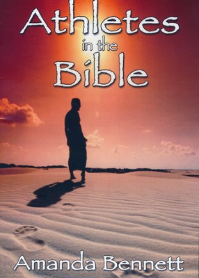 Athletes in the Bible, CD-ROM                   -     By: Amanda Bennett