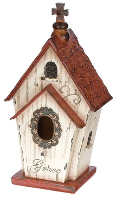 Grace Birdhouse  -