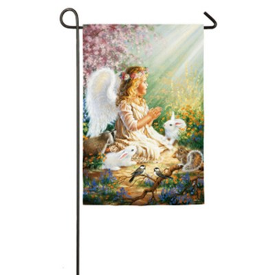 An Angel's Spirit, Small Flag  -