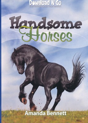 Handsome Horses  -     By: Amanda Bennett
