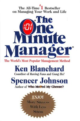 The One Minute Manager, 20th Anniversary Edition  -     By: Kenneth Blanchard Ph.D., Spencer Johnson M.D.