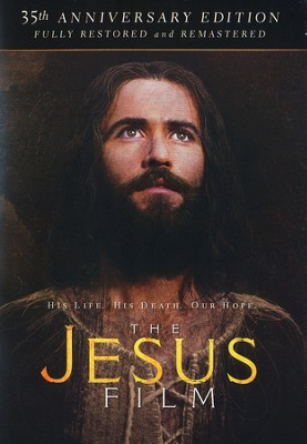 The Jesus Film: 35th Anniversary Edition, DVD   -