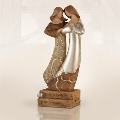 Sisters, Very Special Legacy of Love Figurine  -     By: Kim Lawrence