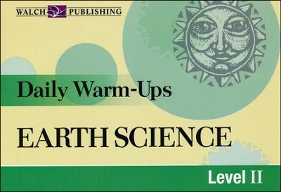 Daily Warm-Ups: Earth Science   -