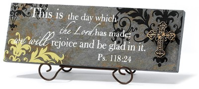 This Is The Day the Lord Has Made Plaque  -