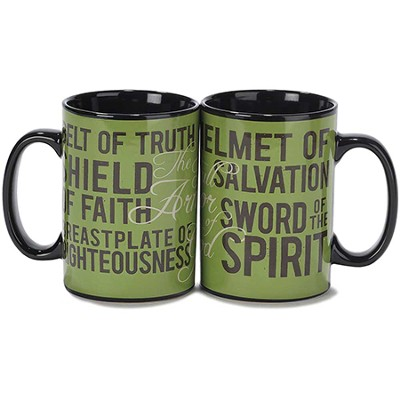 Full Armor of God Mug  -