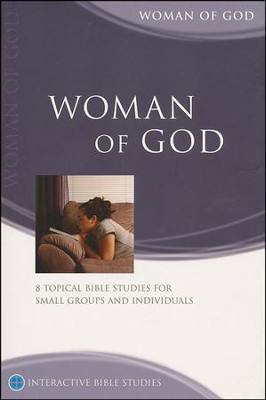 Woman Of God  -     By: Terry Blowes