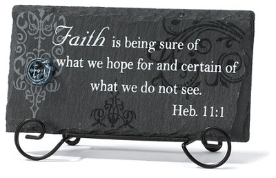 Faith Is Plaque  -