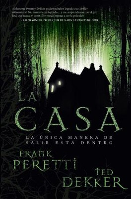 La Casa - eBook  -     By: Frank Peretti, Ted Dekker