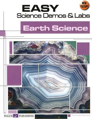 Easy Science Demos & Labs: Earth Science   -