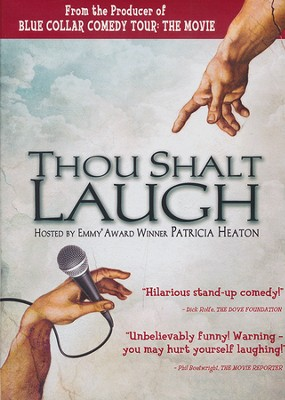 Thou Shalt Laugh 1, DVD   -