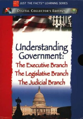 Understanding Government, 3-DVD Set   -