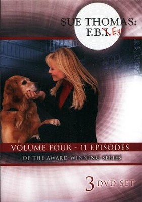 Sue Thomas F.B.Eye, Volume 4   -