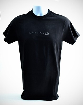 Look Shirt, Black. Small  -