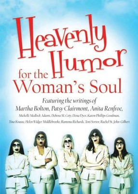 Heavenly Humor for the Woman's Soul - eBook  -