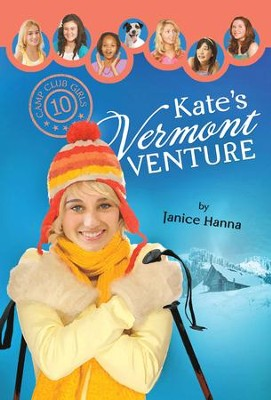 Kate's Vermont Venture - eBook  -     By: Janice Hanna