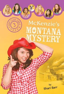 McKenzie's Montana Mystery - eBook  -     By: Shari Barr
