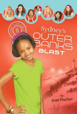 Sydney's Outer Banks Blast - eBook  -     By: Jean Fischer