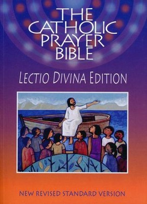 NRSV Catholic Prayer Bible Lectio Divina Edition  -