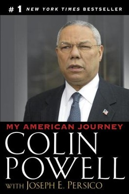 My American Journey - eBook  -     By: Colin Powell