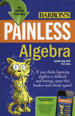 Painless Algebra, Third Edition   -     By: Lynette Long
