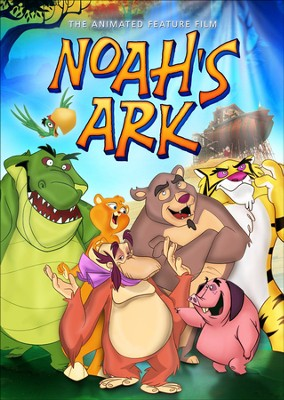 Noah's Ark: The Animated Feature Film, DVD   -