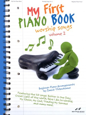 My First Piano Book, Volume 2   -