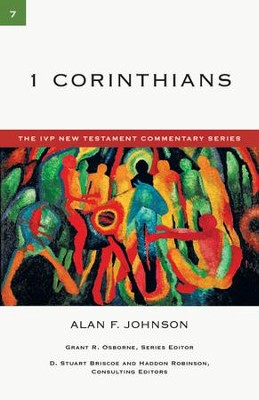 1 Corinthians: IVP New Testament Commentary [IVPNTC] -eBook  -     By: Alan F. Johnson
