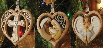 Legacy Of Love Ornament Collection  -     By: Kim Lawrence