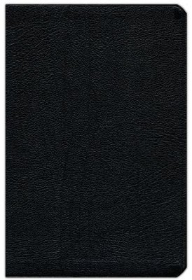 NKJV New Spirit Filled Life Bible, Bonded leather, Black  - Slightly Imperfect  -