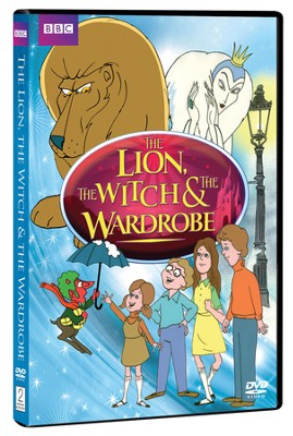 The Lion, The Witch & the Wardrobe (Animated), DVD   -