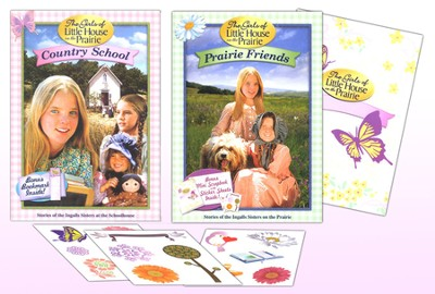 The Girls of Little House - 2 Pack  -