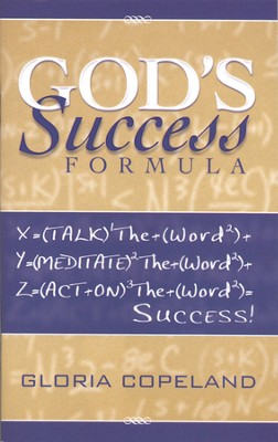 God's Success Formula  -     By: Gloria Copeland