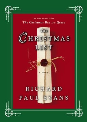 The Christmas List, A Novel, HC   -     By: Richard Paul Evans