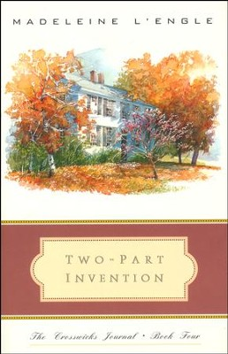 Two-Part Invention   -     By: Madeleine L'Engle