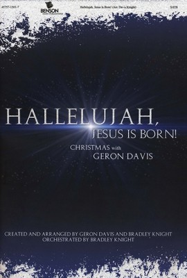 Hallelujah, Jesus Is Born   -