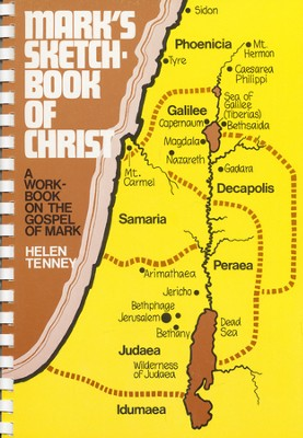 Mark's Sketch Book of Christ  -     By: Helen Tenney