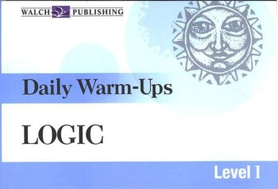 Daily Warm-Ups: Logic, Level I   -     By: Louis Grant Brandes