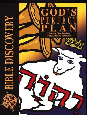 Bible Discovery: God's Perfect Plan, Student Workbook   -