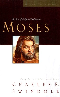 Moses, Large Print  -     By: Charles R. Swindoll