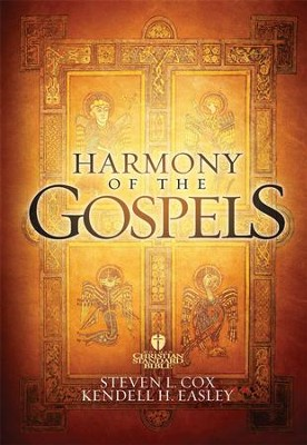 HCSB Harmony of the Gospels - eBook  -     By: Steven Cox, Kendell H. Easley