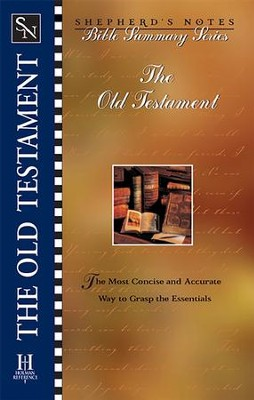 Shepherd's Notes: Old Testament - eBook  -