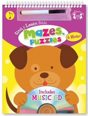 Bible Mazes, Puzzles & More!   -