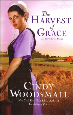 The Harvest of Grace, Ada's House Series #3, Large Print   -     By: Cindy Woodsmall