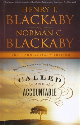 Called and Accountable, Large Print  -     By: Henry T. Blackaby