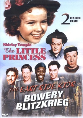 The Little Princess/ The East Side Kids: Bowery Blitzkrieg   -