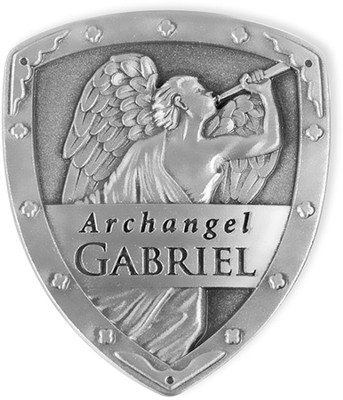 Gabriel Shield Pocket Token   -