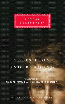 Notes from Underground - eBook  -     By: Fyodor Dostoevsky, LuAnn Walther, Larissa Volokhonsky